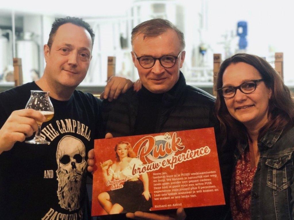 Foto bij: Opening Puik Bieren in Apeldoorn!