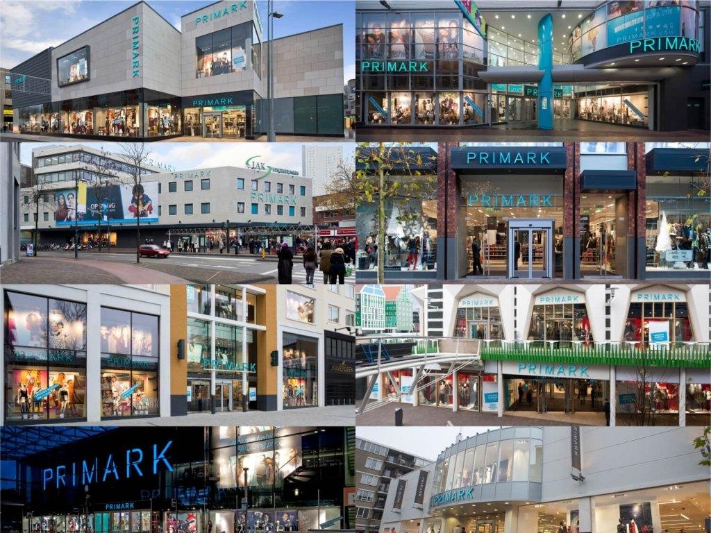 Foto bij: 20 Primark-winkels corona-proof