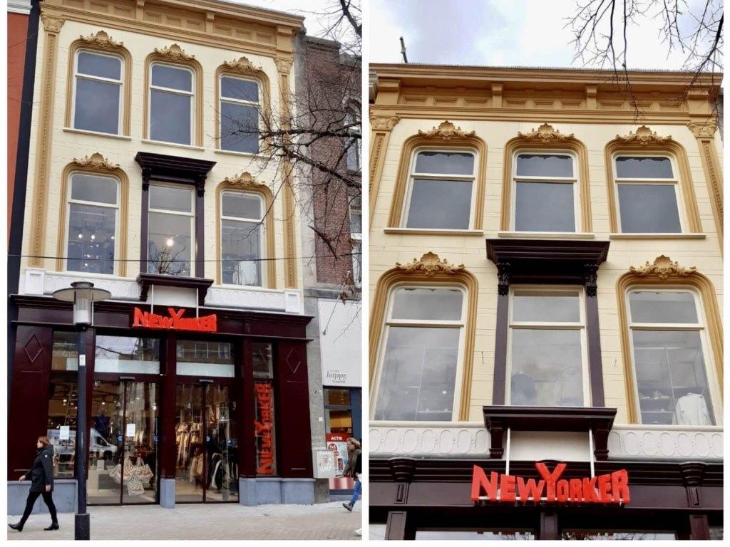 Photo: Compliments municipality of Groningen for reconstruction Vismarkt!