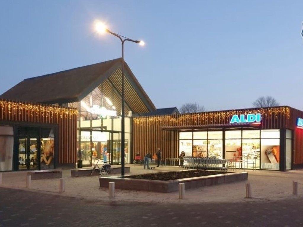 Foto bij: ALDI open in winkelcentrum Het Stroink!
