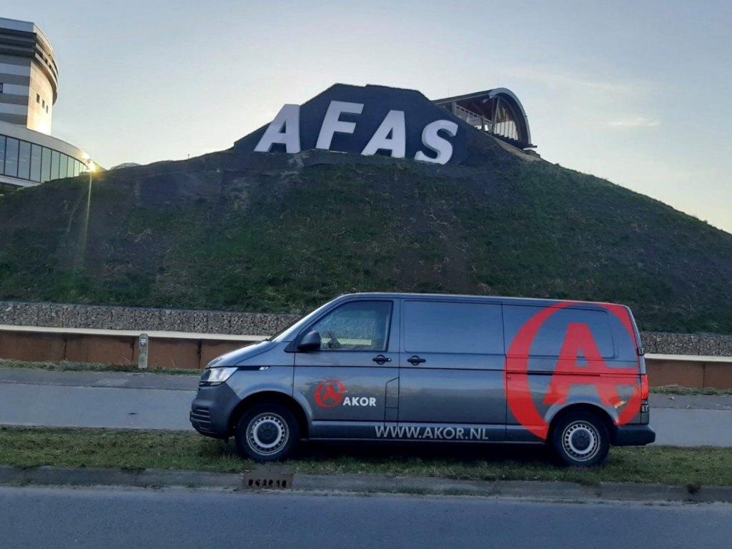 Foto bij: AKOR & AFAS