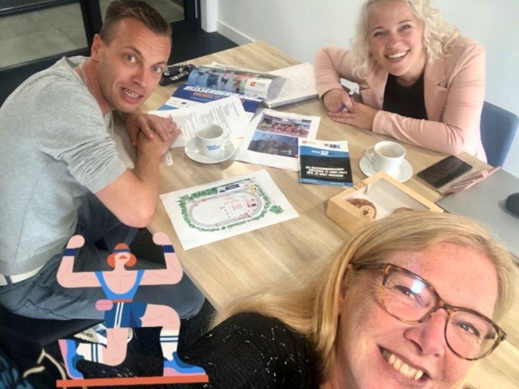Foto bij: Voorbereidingen Rijsserbergloop weer gestart!