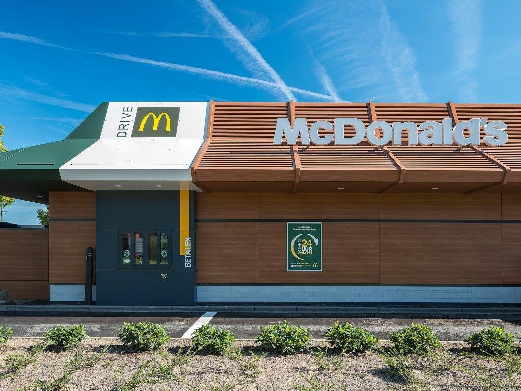 Foto bij: Verbouwen Mc Donald's
