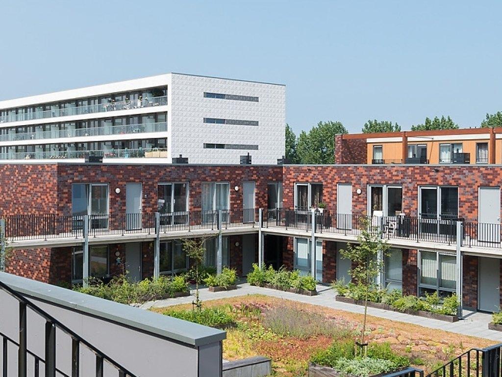 Bild bei:  Neubau für Block 3, Block 4, Block 6 und Block 7