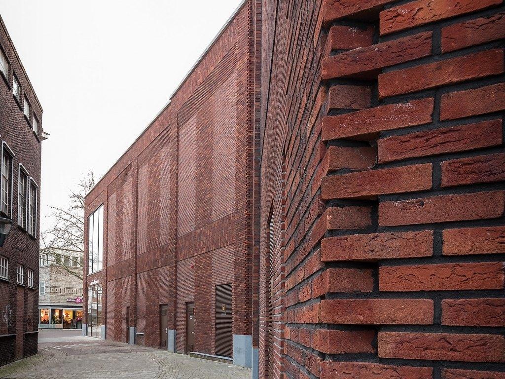 Foto bij: Hofpassage Enschede