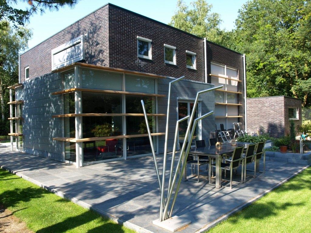 Photo:  Maison individuelle moderne