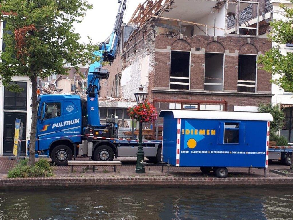 Foto bij: Nieuwe invulling van de panden Haarlemmerstraat / Stille Rijn