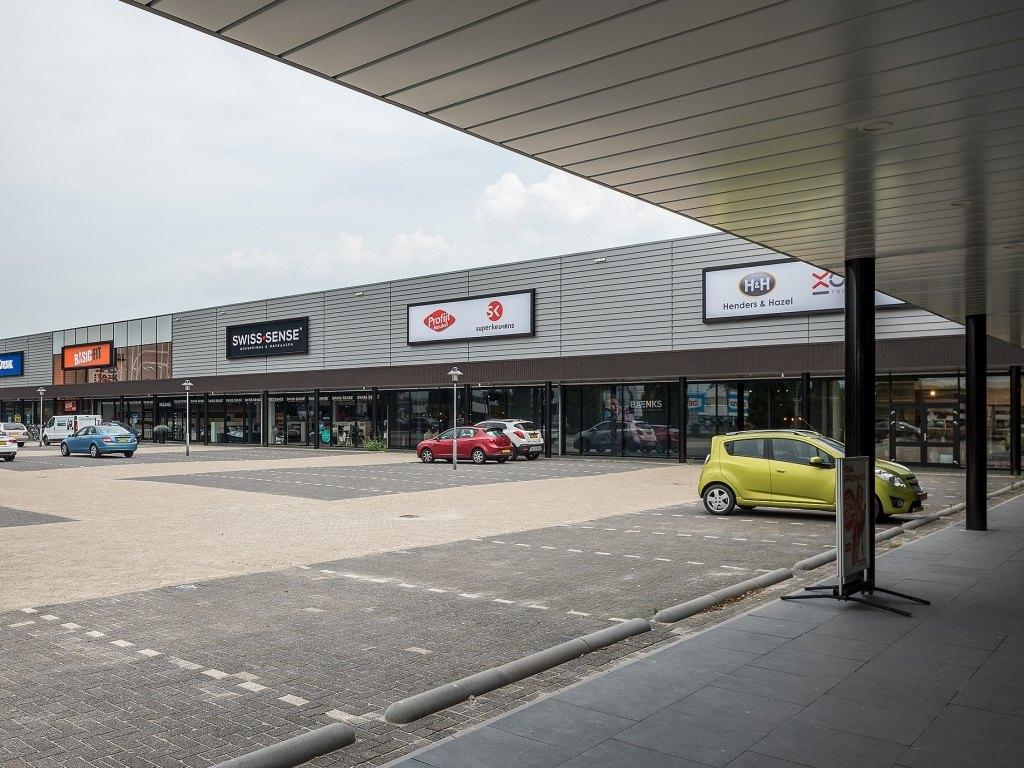 Foto bij: Revitalisering winkelpand