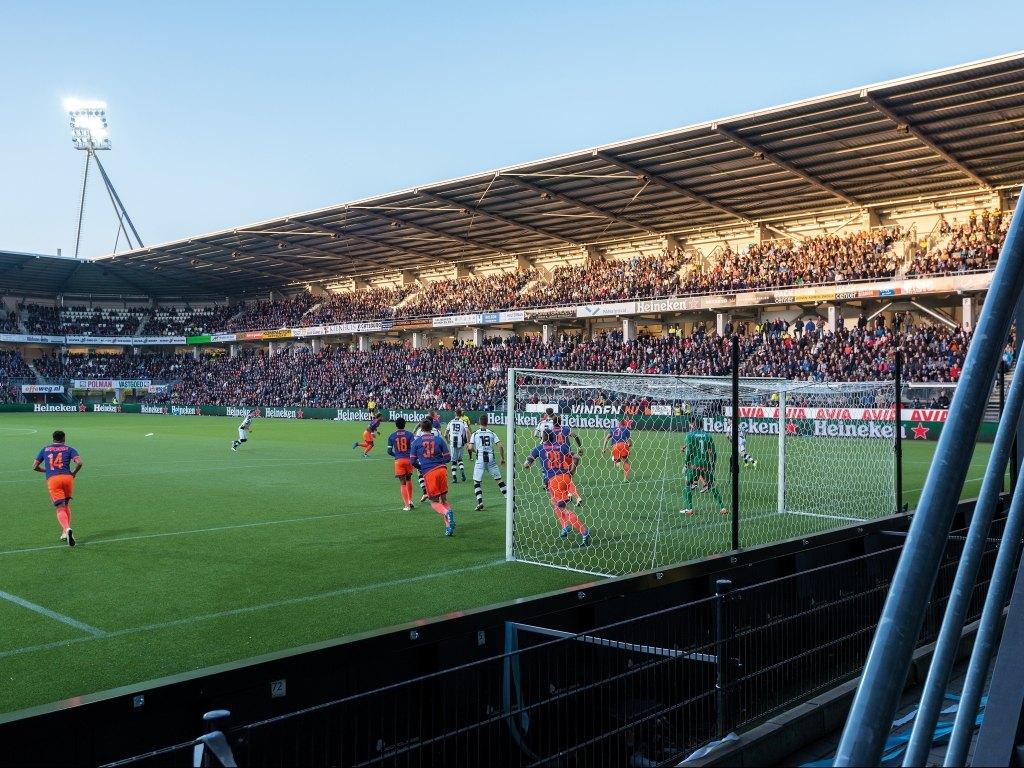 Foto bij: Heracles - stadion
