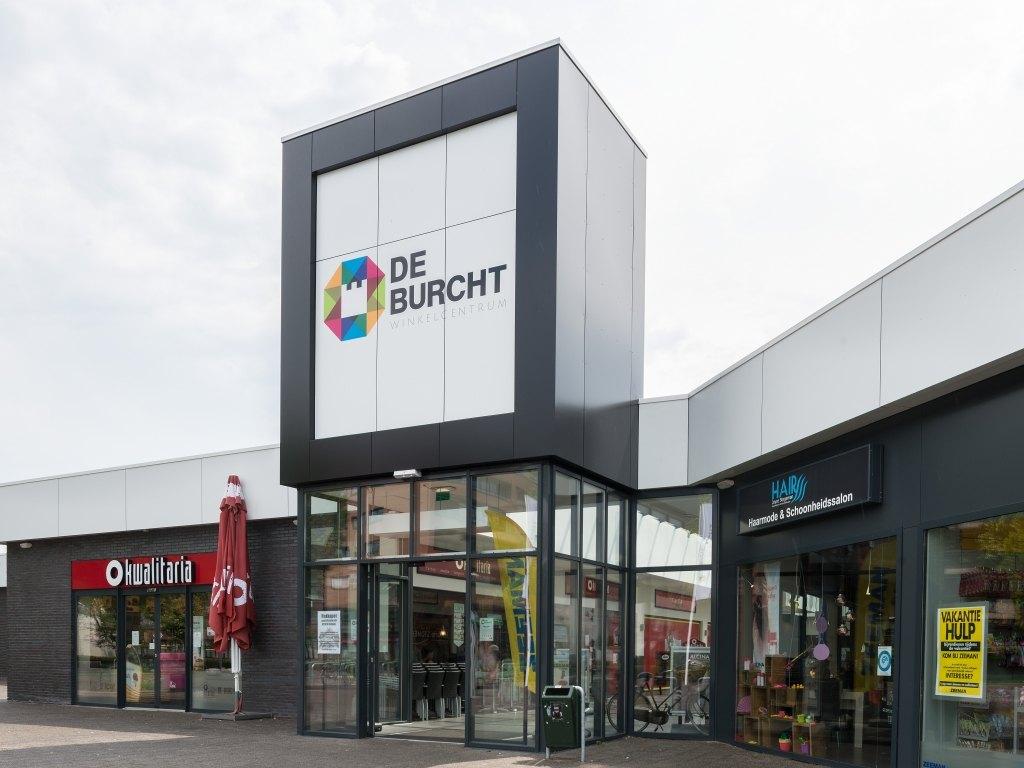Foto bij: WinkelCentrum De Burcht