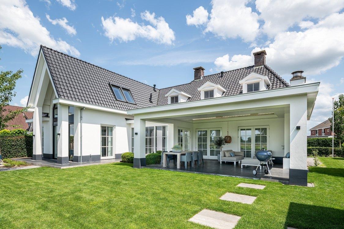 Foto bij: Uitbreiden mooie villa