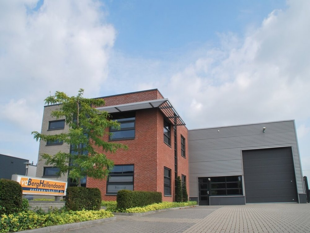 Foto bij: Bedrijfspand van den Berg