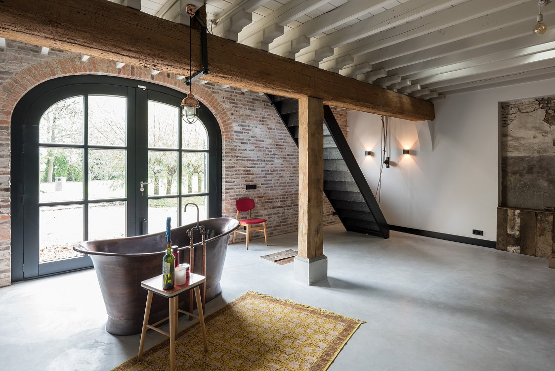 Foto bij: Renovatie oude woning