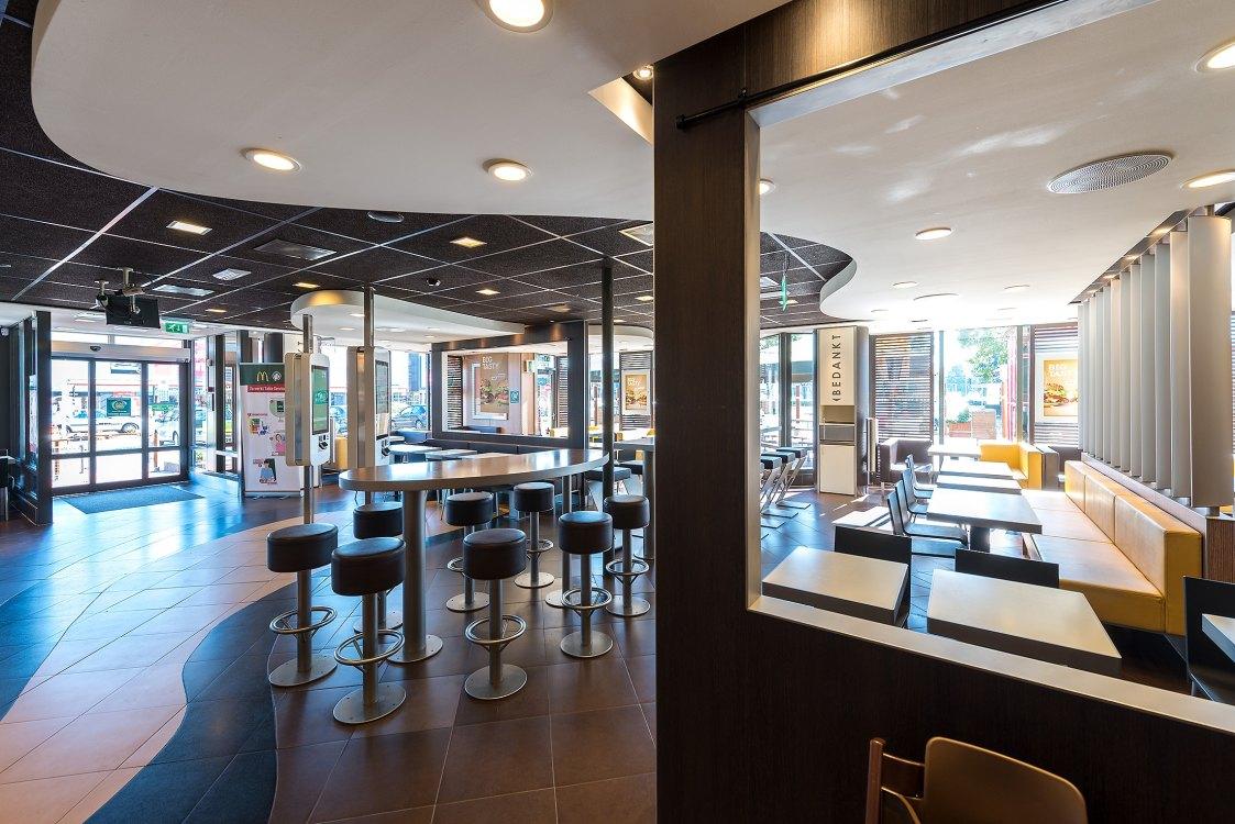Photo: McDonald's renovation