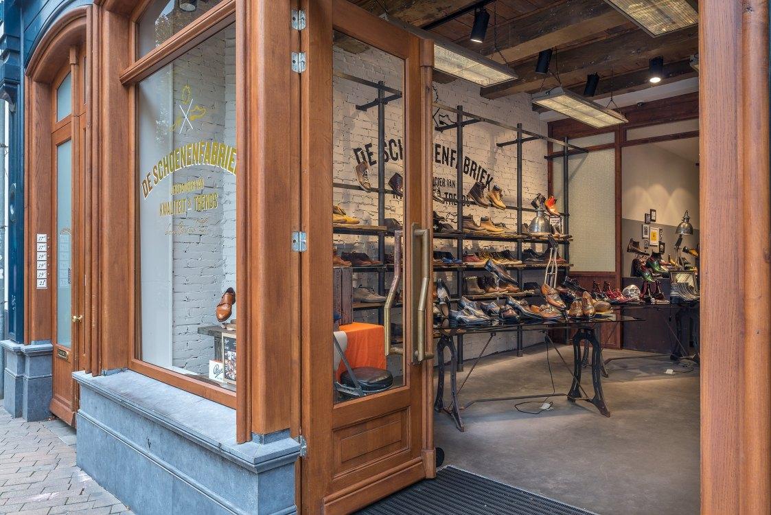 Foto bij: Restauratie van 'De Schoenenfabriek'
