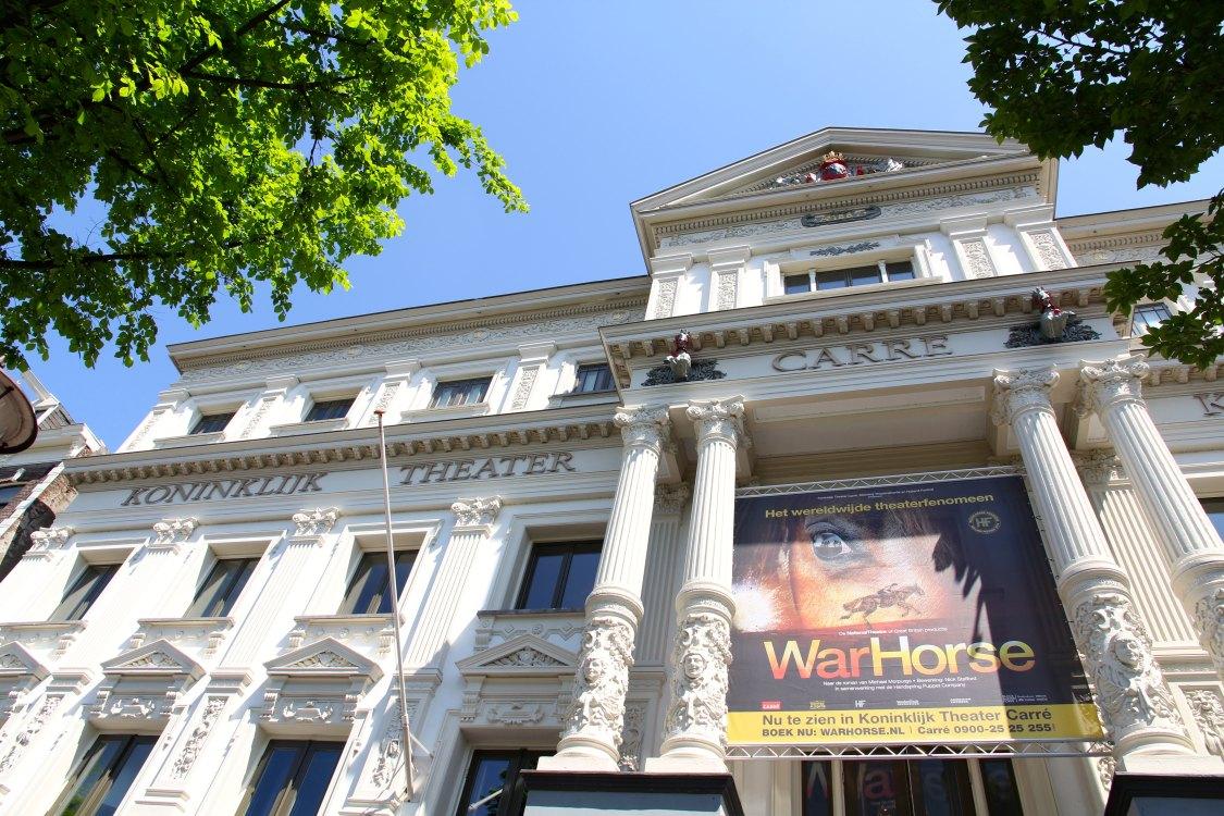Foto bij: Koninklijk Theater Carré