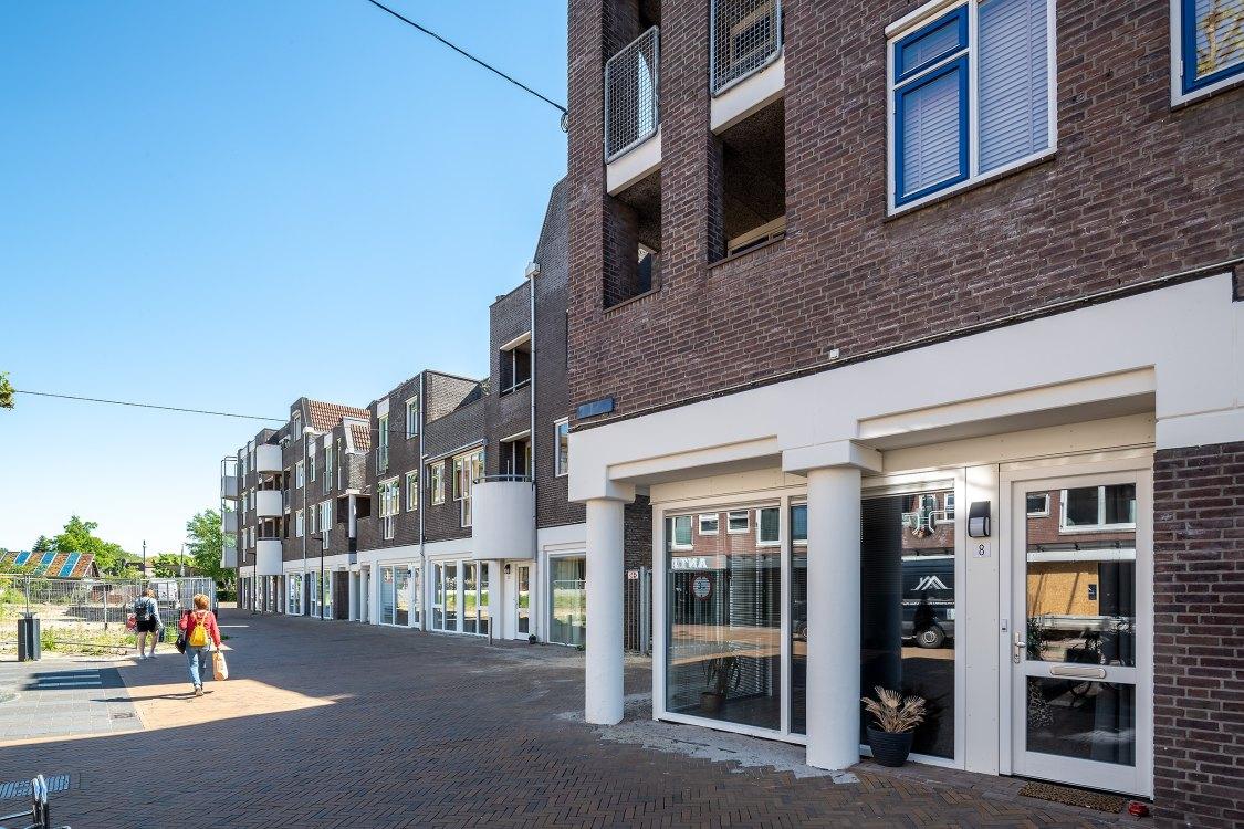 Foto bij: Van winkelen naar wonen in De Veentjes