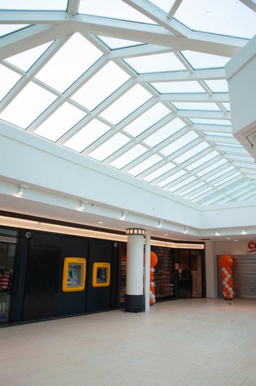 Foto bij: Renovatie Winkelcentrum Nettomarkt