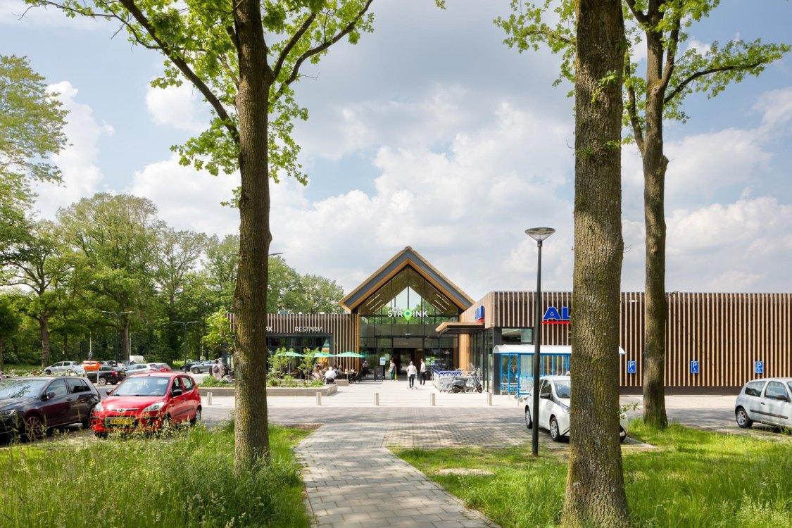 Foto bij: Duurzame herontwikkeling van winkelcentrum Het Stroink
