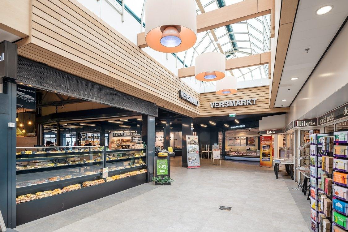 Foto bij: Revitalisatie versmarkt Ridderhof