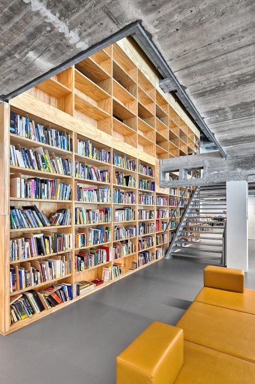 Foto bij: OMA Architecten Hoofdkantoor