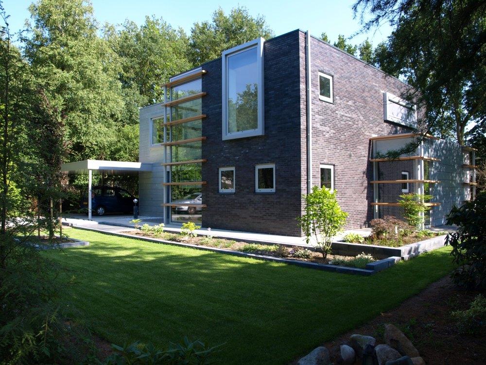 Foto bij: Moderne vrijstaande woning
