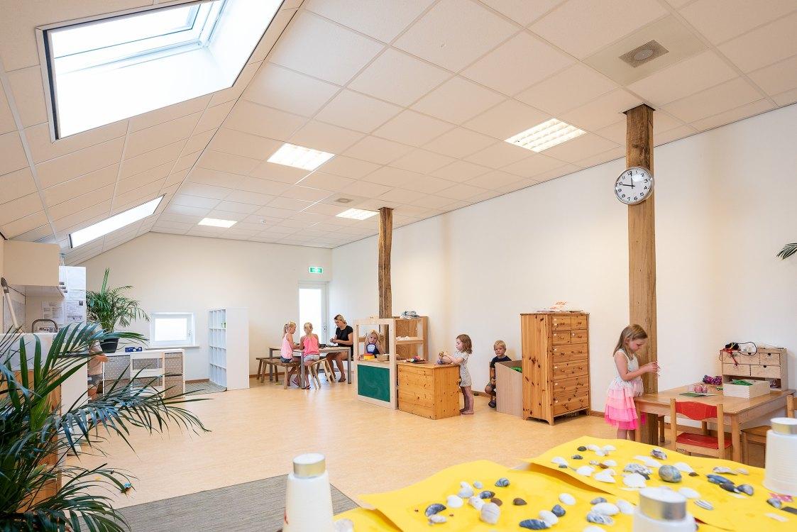 Foto bij: Kinderdagverblijf De Vossebelt