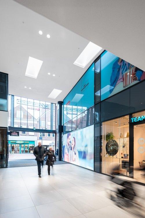 Foto bij: Winkelcentrum Keyserstroom