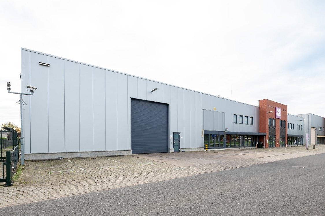 Foto bij: Snoepfabriek Alldra