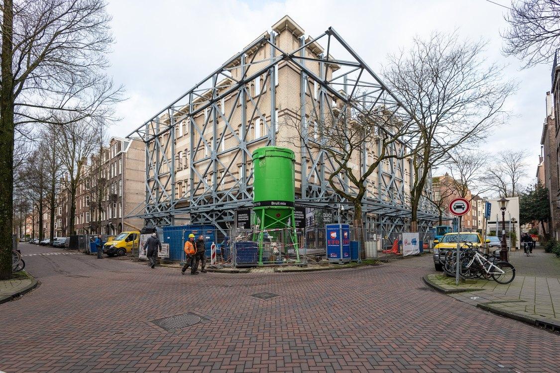 Foto bij: 18 lofts in Dépôt Zuid