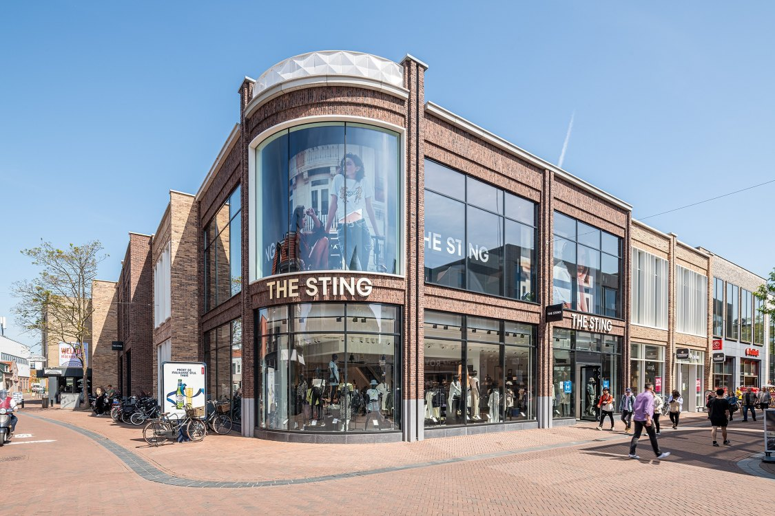 Photo: New shop for The Sting