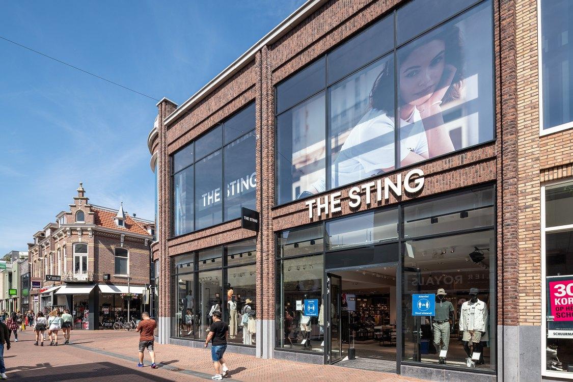 Foto bij: Nieuwbouw The Sting