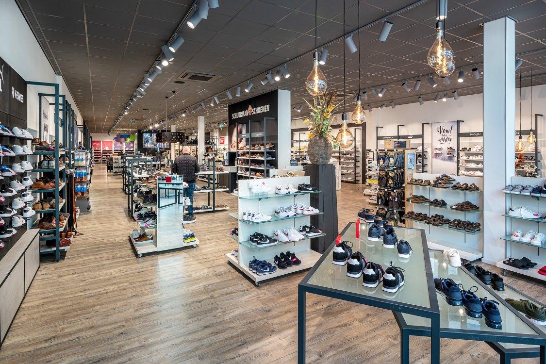 Foto bij: Nieuwe winkel voor Schuurman Schoenen