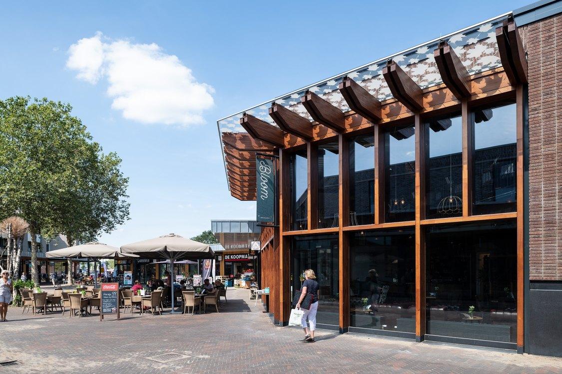 Foto bij: Facelift voor winkelcentrum Colmschate