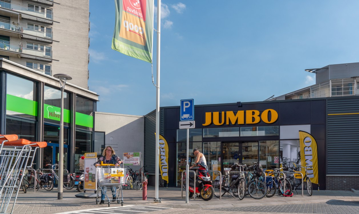 Foto bij: Winkelcentrum Rijkerswoerd