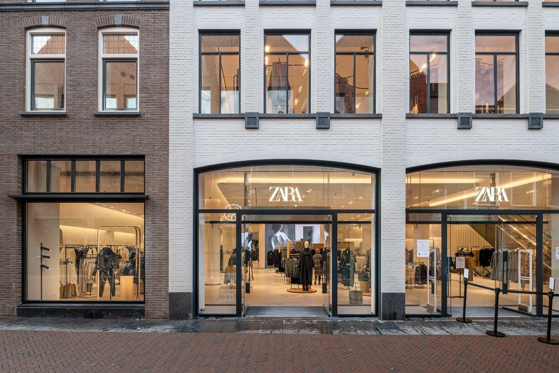 Foto bij: Megawinkel Zara!