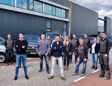 Photo: Photoshoot AKOR Vastgoedbeheer !