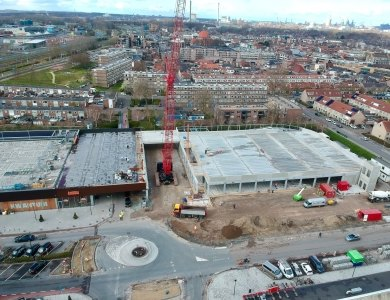 Photo: De belles photos aériennes Marlo Center Beverwijk