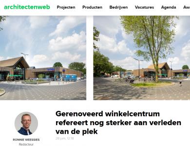 Foto bij:Artikel over Het Stroink op Architectenweb