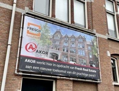 Foto bij:Renovatie historisch pand Fluwelenburgwal Den Haag