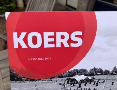 Foto bij:Nieuwsbrief KOERS voor alle AKOR-medewerkers