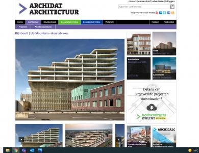 Foto bij:Mooi artikel Up Mountain op Archidat Bouwformatie