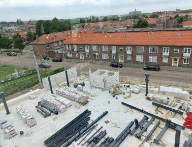 Foto bij:Kraanfoto's van AH Schipholweg Haarlem