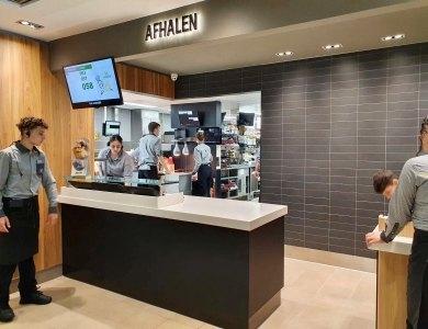 Bild bei: McDonald's Hardenberg wieder auf dem neuesten Stand!