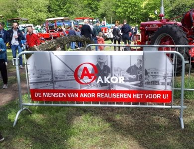 Photo:AKOR presents itself at King's Day