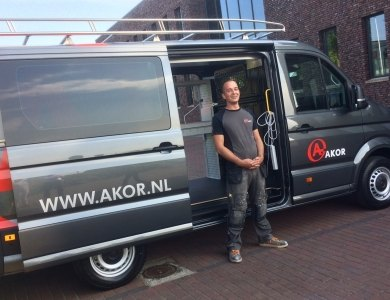 Photo:Another new AKOR van!